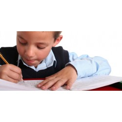 Tuo figlio ha una scrittura disordinata?