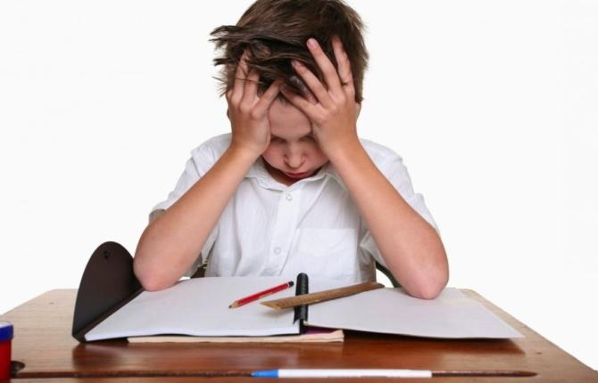 Tuo figlio non ama scrivere?