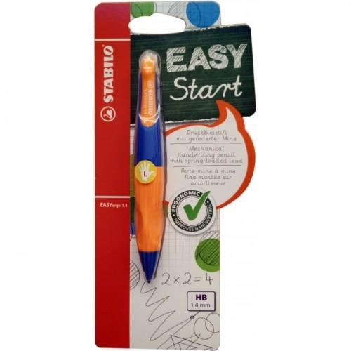 Portamine-Easy-Ergo-1.4-mm-STABILO-arancione-mancini